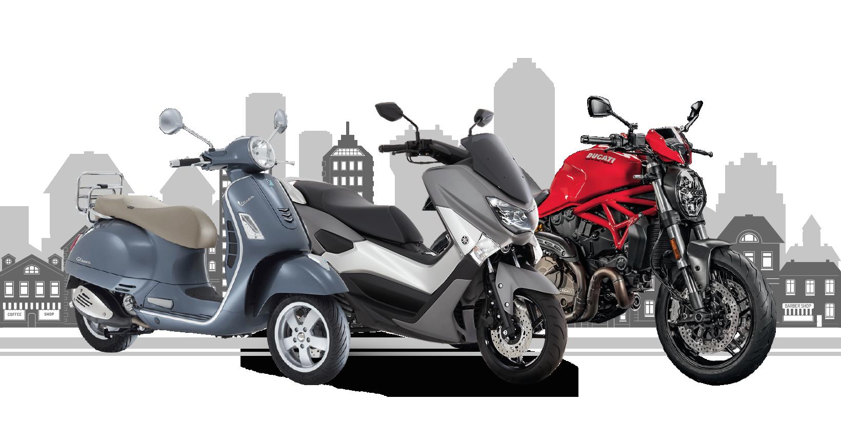 Noleggio Moto, Scooter e Minicar